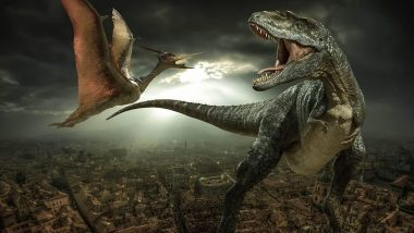 Giant Meat-Eating Dinosaur's Footprints Reveal The Reptiles Once Lived in Oakley, Australia