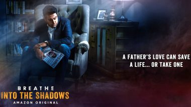 Breathe Into the Shadows Poster: Abhishek Bachchan's a Vulnerable Father Waiting for his Missing Child to Return