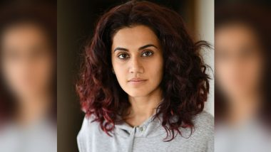 Tapsee Pannu's Exhorbitant Electricity Bill Irks Actress Who Lashes Out At Power Company (View Tweet)