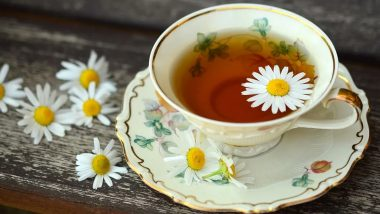 Chamomile Tea Health Benefits: From Blood Sugar Control to Good Heart Health, Here Are Five Reasons to Have This Beverage