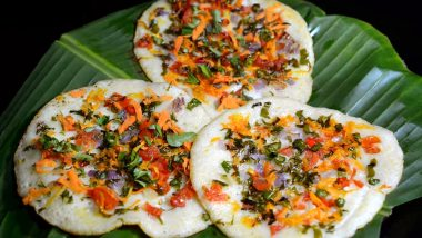 How is Uttapam Healthy For Breakfast? Here's The Recipe of This Nutritious Dish (Watch Video)
