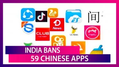 TikTok, UC Browser Among 59 Chinese Apps Banned By India Amid Row With China, Here's The Full List