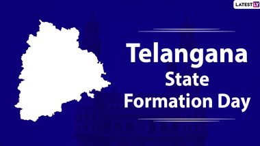 Telangana Formation Day 2020: Interesting Facts About Telangana, India's Youngest State That You Must Know About