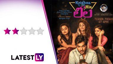Krishna and His Leela Movie Review: Sidhu Jonnalagadda, Shraddha Srinath's Netflix Film Pours Old Wine in Its New-Age Romance