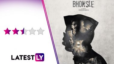 Bhonsle Movie Review: Manoj Bajpayee is Stupendous in This Slow-Burn Social Drama That Is Let Down By Its Unoriginality