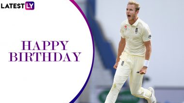 Stuart Broad Birthday Special: Lesser-Known Facts About the England Pacer