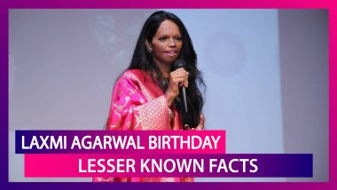 Laxmi Agarwal Birthday Special: 9 Facts About The Inspiration Behind Deepika Padukone's Chhapaak