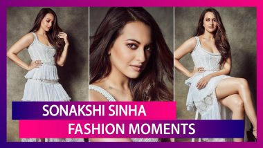 Sonakshi Sinha Birthday Special: Embarking On A Rollercoaster Fashion Adventure Every Day!