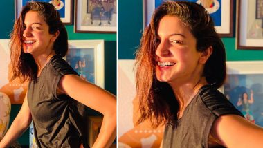 Anushka Sharma Says She Knows the Perfect Spots for Sunkissed Pictures in Her House As She Gorgeously Glows in the Latest Snap!