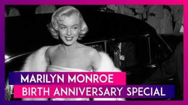 Marilyn Monroe Birth Anniversary Special: Pictures That Prove She Was the Ultimate Style Icon