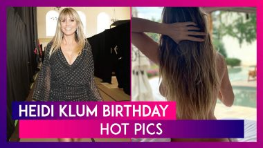 Heidi Klum Birthday: 7 Hottest Pics Of The Victoria Secret Angel That Are Saucy & Sexy!