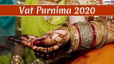 Vat Purnima 2020 Fashion and Beauty Tips: Ways to Look Your Traditional Best in Solah Shringar on This Au