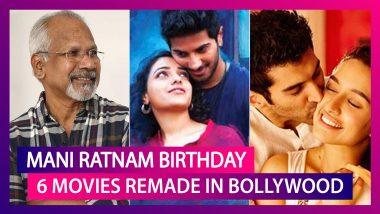 Mani Ratnam Birthday: 6 Movies Of His That Were Remade In Bollywood
