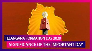 Telangana Formation Day 2020: Date, Significance Of The Day When India's Youngest State Was Formed