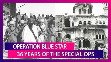 Operation Blue Star 36th Anniversary: Know Details Of The Indian Army's Action In Golden Temple