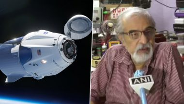 Adhir Saiyadh, Radio Enthusiast From Ahmedabad, Gets in Touch With Astronauts of SpaceX Crew Dragon