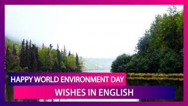 Happy World Environment Day 2020 Wishes: WhatsApp Messages, Slogans, Images to Wish Everyone on WED!