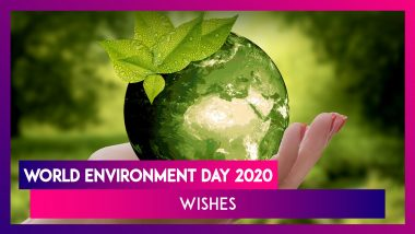 World Environment Day 2020 Wishes: WhatsApp Messages, WED Quotes & GIF Greetings to Send on June 5