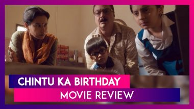 Chintu Ka Birthday Movie Review: Vinay Pathak's Zee5 Film Is A Must-Watch!