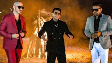 Guru Randhawa's First Spanish Single 'Mueve La Cintura', Featuring Pitbull Drops on June 8