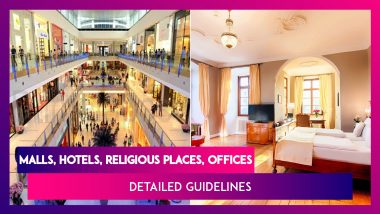 Unlock 1: Centre Lists Detailed Rules For Malls, Hotels, Religious Places, Offices Set To Reopen