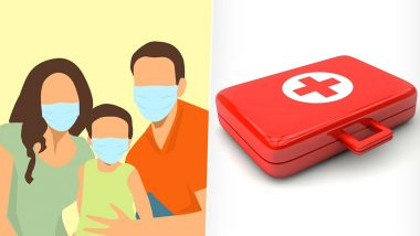 First Aid for Coronavirus: Tips for Attending a Suspected COVID-19 Infected Patient if They are Not in Hospital or Are Waiting To Get Tested