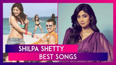 Shilpa Shetty Birthday: Shut Up And Bounce, Main Aayi Hoon UP... & More Songs Of The Sultry Actor
