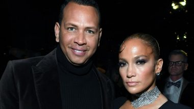 Jennifer Lopez, Alex Rodriguez Join the Crowd of 50000 People For Black Lives Matter March