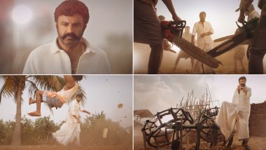 NBK 106 First Look Teaser: Nandamuri Balakrishna's Badass Action Avatar is the Perfect Treat for Fans Ahead of the Superstar's Birthday (Watch Video)