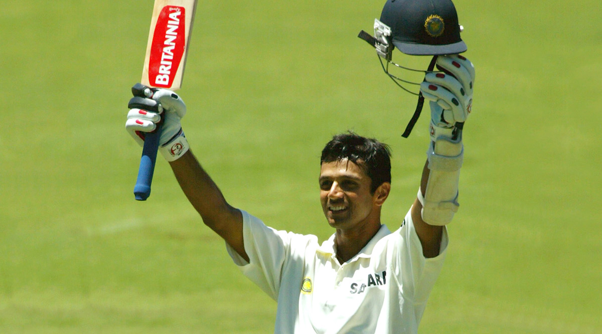 Rahul Dravid's Memorable 233-Run Knock Ranked 3rd Amongst Best Test Innings Played in Australia Since 2000   🏏 LatestLY
