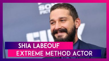 Shia LaBeouf Birthday: Revisiting His Films With Ghosts Of Method Acting Past