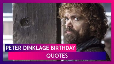 Peter Dinklage Birthday: 6 Best Tyrion Lannister Quotes From Game Of Thrones