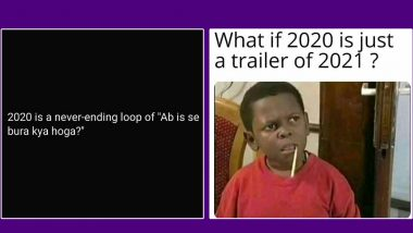 Year 2020 Funny Memes and Jokes: From Alien Invasion To Thanos, Hilarious Posts to LOL at While the Year Continues to Play Jumanji!