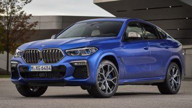 BMW Launches New Version of X6 Sports Activity Coupe in India Priced at Rs 95 Lakh