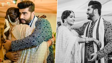 Sonam Kapoor Shares Throwback Pictures with Darling Brother Arjun Kapoor to Wish Him On his Birthday