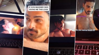 '365 Days' HOT Sex Scenes Go Viral on TikTok as Netizens Share Videos of Them Watching XXX Clips from the Polish Erotic Movie on Netflix! Latest Sexy Trend Has Left Internet Thirsty and Turned On