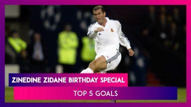 Happy Birthday Zinedine Zidane: Top 5 Goals Of The World Cup-Winning France Football Legend