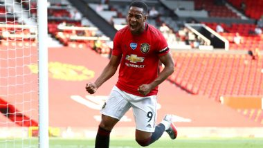 Anthony Martial's Hat-Trick Against Sheffield United Ends Disastrous Manchester United Run in Premier League