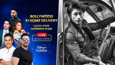 Vidyut Jammwal vs Disney+ Hotstar: Fans Come Out in Support of Khuda Haafiz Star After Latter Calls Out the OTT Platform For Ignoring His Film (View Tweets)