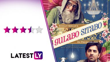 Gulabo Sitabo Movie Review: Amitabh Bachchan, Ayushmann Khurrana Are Amusing as the Flawed Leads in Shoojit Sircar's Black Comedy