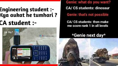 National CA Day 2020 Funny Memes and Jokes: From ICAI Exams to Life of CA Students, Hilarious Post That Anyone Studying Accountancy Will Relate To!