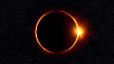 Annular Solar Eclipse 2020 Free Live Streaming Online & Surya Grahan Timings in IST: Where and How to Watch the 'Ring of Fire' on June 21 As per India Time