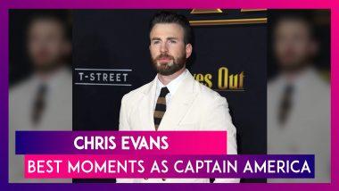 Chris Evans Birthday: 6 Best Moments as Captain America