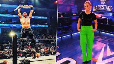 Renee Young, WWE Host And Wife of AEW Star Jon Moxley, Tests Positive For COVID-19