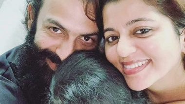 Prithviraj Sukumaran Is Finally Back Home, Actor Shares Adorable Pic with Wife Supriya and Daughter Alankrita (View Pic)