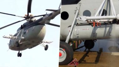 Locusts Attack: IAF Develops Airborne Locust Control System on Mi-17 Helicopters to Eliminate 'Tiddi Dal'