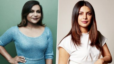 Mindy Kaling's Script of Priyanka Chopra Starrer Wedding Comedy Is Ready, Says 'Can't Wait to Make It'