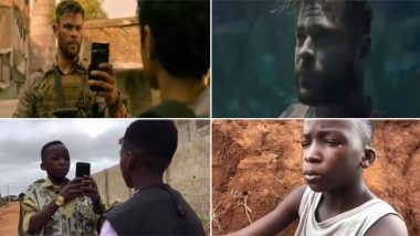 Ikorodu Bois Recreate Scenes From Chris Hemsworth's Extraction and their Efforts Deserve Your Attention (Watch Viral Video)