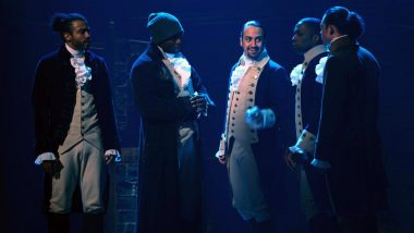 Disney's 'Hamilton' Movie Is a Gift to Broadway Fans Says Producer-Actor Lin-Manuel Miranda