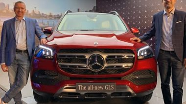 2020 Mercedes-Benz GLS Flagship SUV Launched in India at Rs 99.90 Lakh; Prices, Features & Specifications